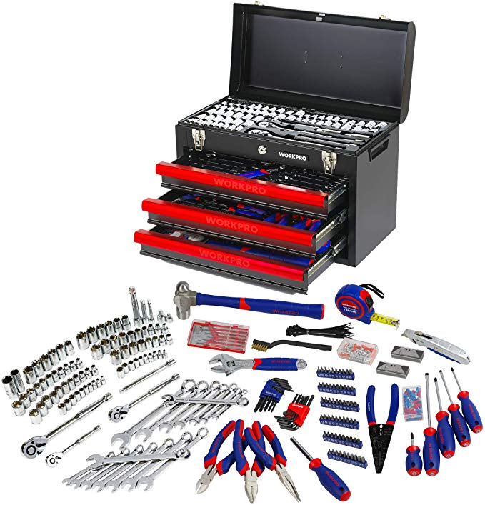 essential tools mens tool set