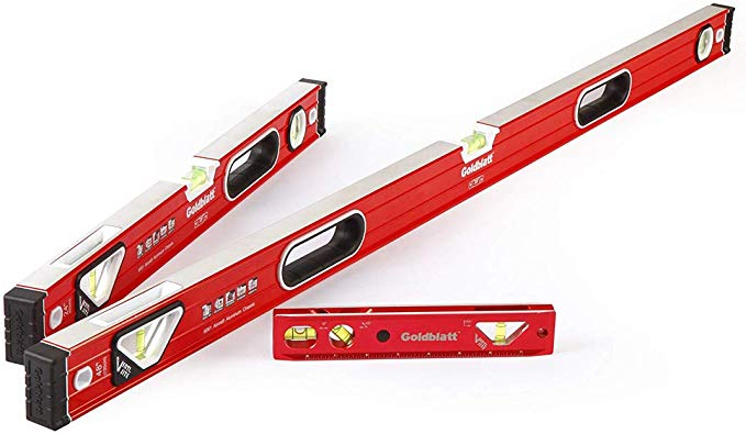 mens essential tools spirit level