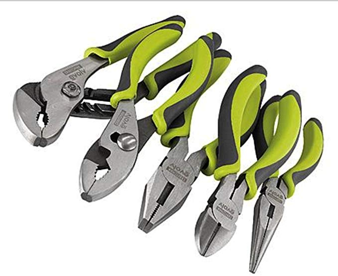 mens essential tools pliers set