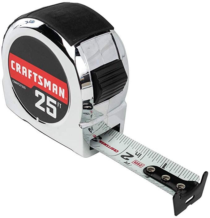 mens essential tools tape measure